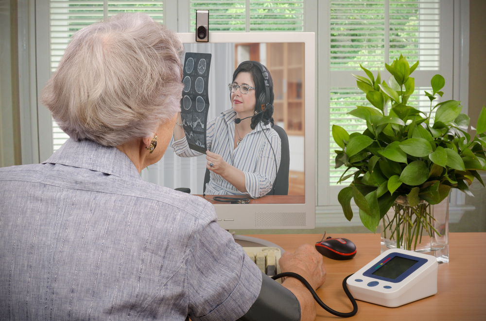 Telemedicine As Electronic Consulting For Stable CKD Patients